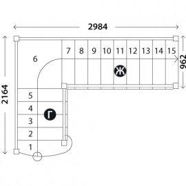 «Восток-Элегант» ПГ-950-16