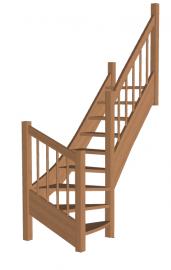 Лестница «Восток-Элегант» Г-790-28