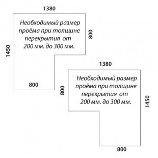 Лестница «Восток-Элегант» Г-760-25