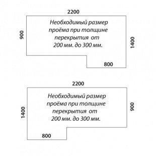 «Восток-Элегант» П2-790-30
