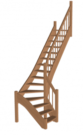 Лестница «Восток-Элегант» Г-950-36