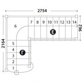 «Восток-Элегант» ПГ-950-10