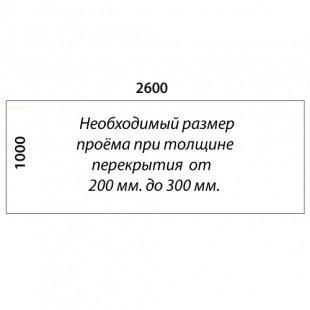 «Восток-Элегант» ПМ-950-04