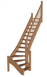Лестница «Восток-Элегант» Г-790-29