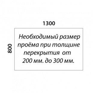 Лестница гусиный шаг «Восток-Элегант» ГШ-02