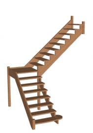Лестница «Восток-Элегант» ПГ-950-23