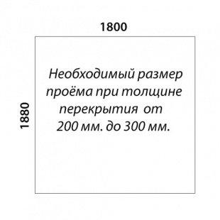«Восток-Элегант» П-950-08