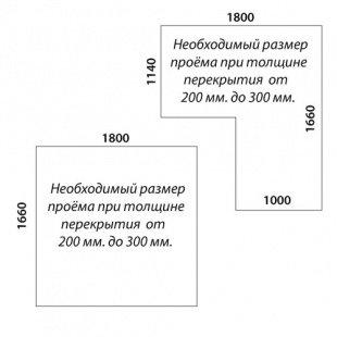 «Восток-Элегант» П-950-33