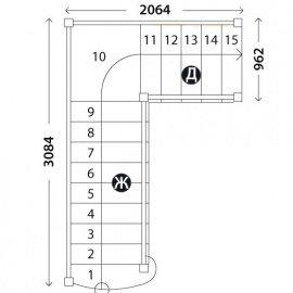 «Восток-Элегант» ПГ-950-12