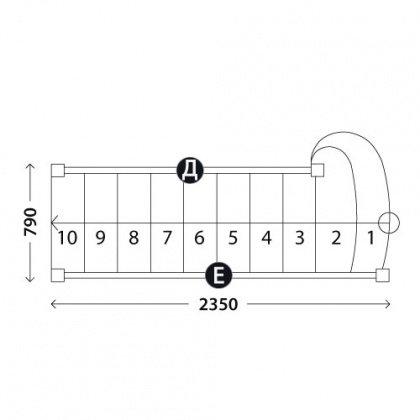 «Восток-Элегант» ПМ-790-04