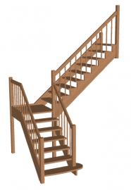 Лестница «Восток-Элегант» ПГ-950-20