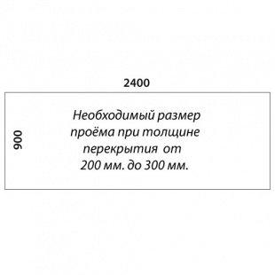 Лестница «Восток-Элегант» Г-790-30