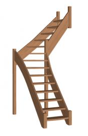 Лестница «Восток-Элегант» Г-760-34